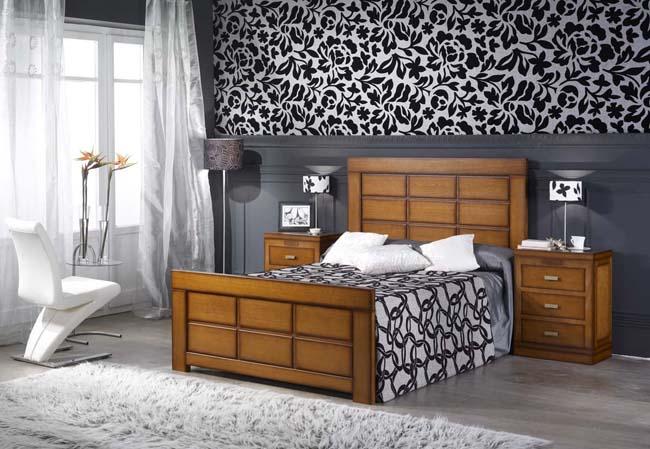 Muebles bidasoa en irun vende dormitorios de matrimonio for Actualizar dormitorio clasico