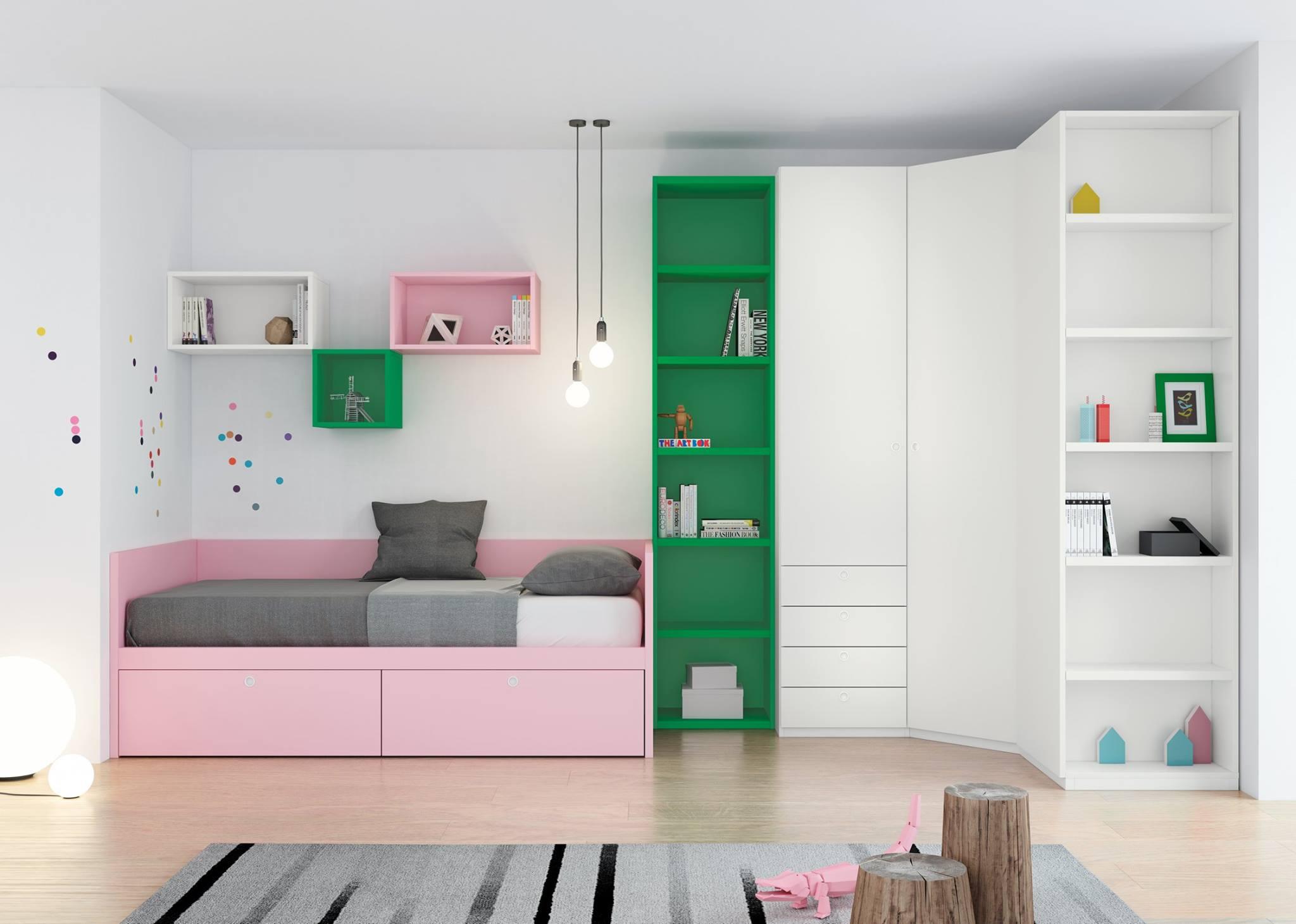 Dormitorios juveniles en barcelona cheap literas - Dormitorios juveniles ...