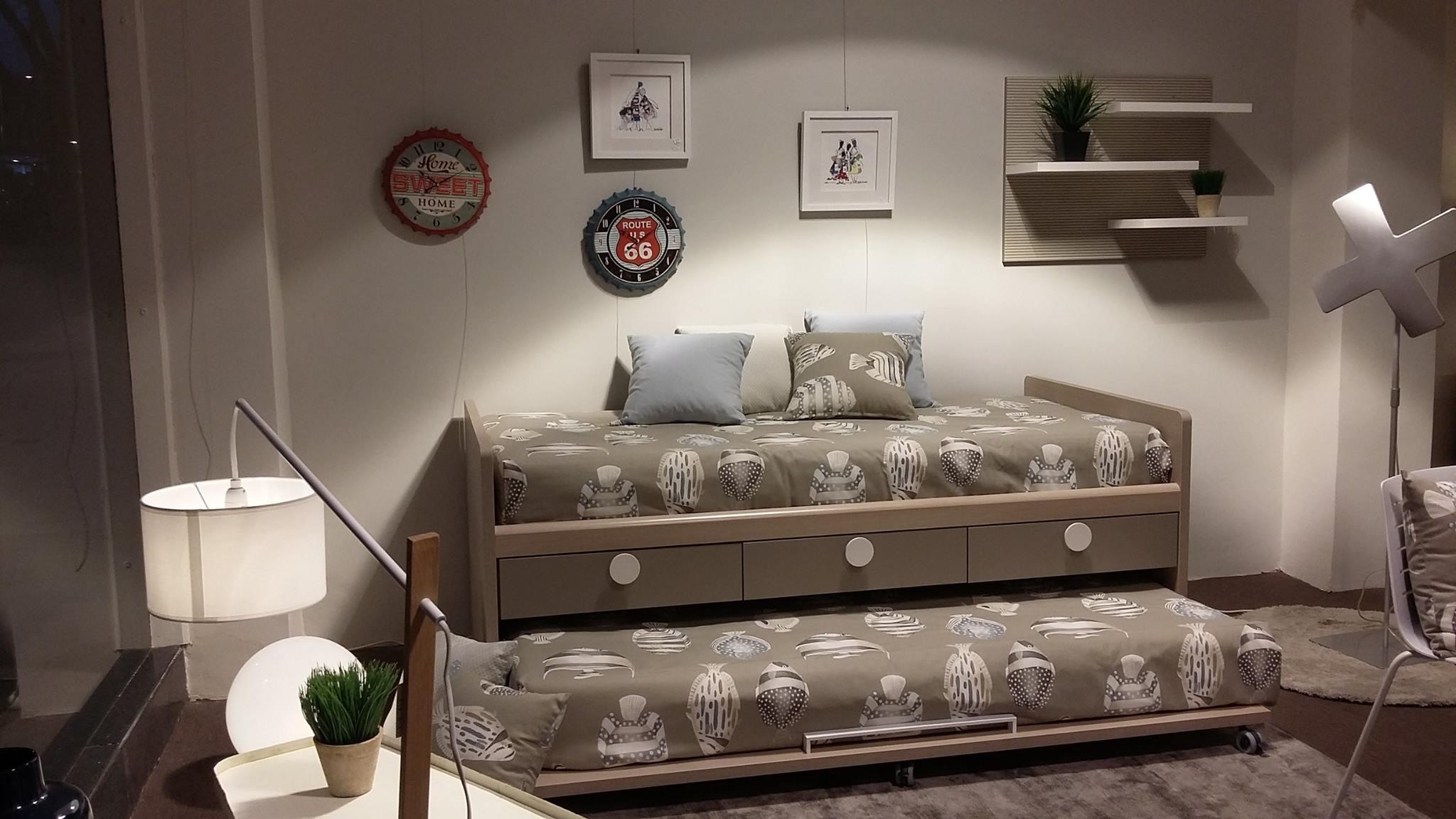 Muebles bidasoa en irun vende dormitorios juveniles for Muebles dormitorio modernos