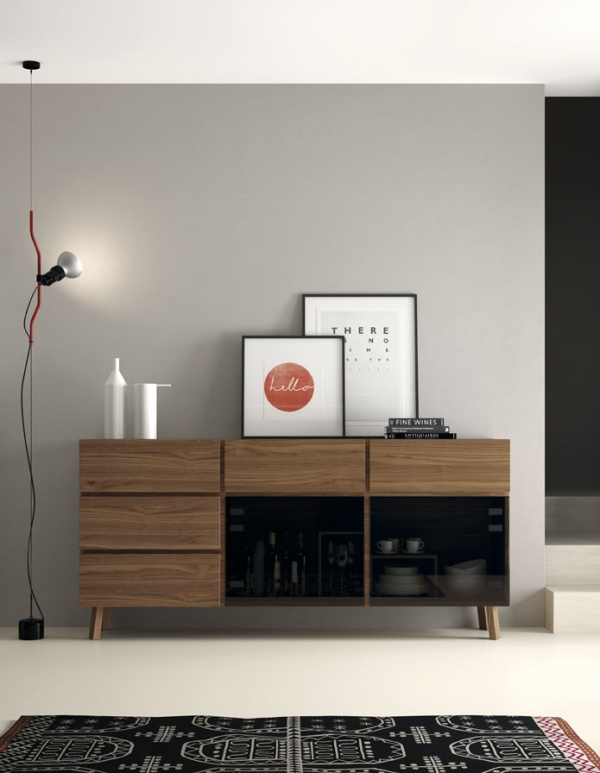 Muebles bidasoa en irun vende muebles de sal n modernos for Muebles salon modernos