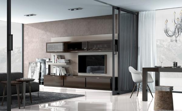 Muebles bidasoa en irun vende muebles de sal n modernos for Salones mezcla clasico moderno