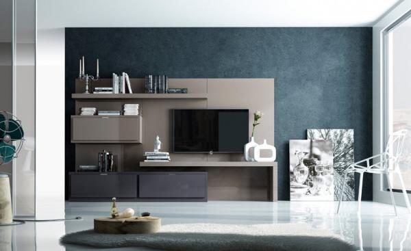 Muebles bidasoa en irun cerca de hondarribia lesaka o - Salones juveniles modernos ...